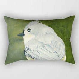 On Top of the World–Song Bird Rectangular Pillow