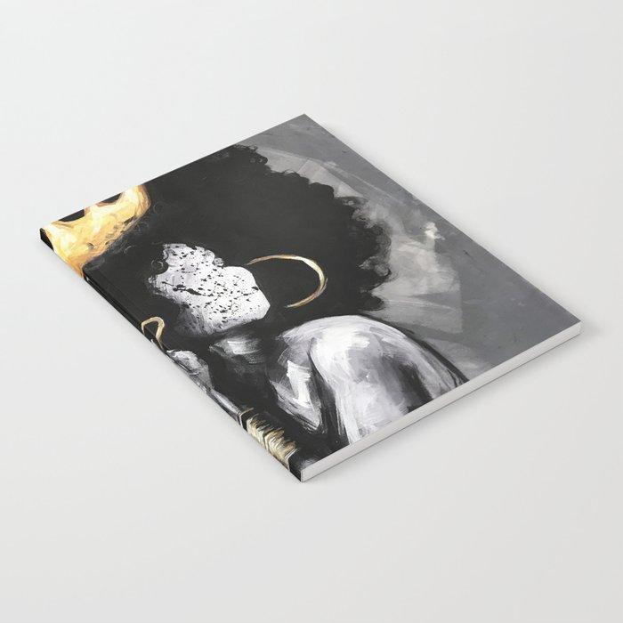Naturally Queen VI Notebook