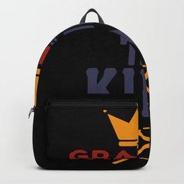 grandma king Backpack