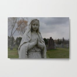maybe Mary will Metal Print