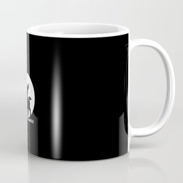 Goat Games Black&White Coffee Mug