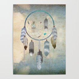 Awakening, a dreamcatcher Poster