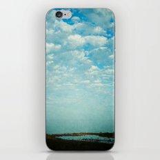 Where Sea and Sky Meet iPhone & iPod Skin