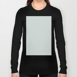 Iceberg Green Long Sleeve T-shirt
