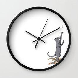 The Cats Wall Clock
