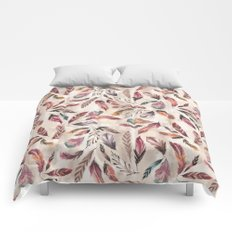 Feather Love Comforters