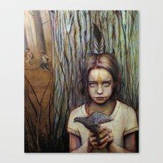 Kierra Canvas Print