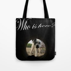 My dog Kira  Tote Bag