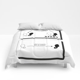 TIME WARP (THE ROCKY HORROR PICTURE SHOW) Comforters