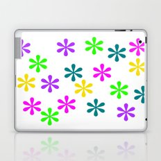 Star Flowers Laptop & iPad Skin