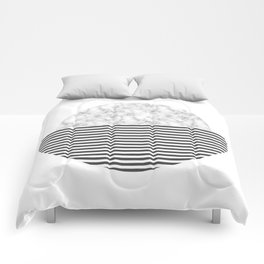 Marble Sun Comforters