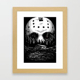 Friday (Variant) Framed Art Print