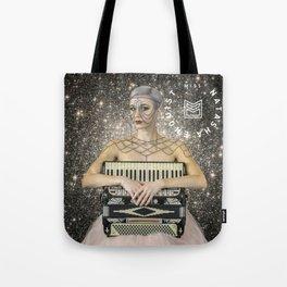 """MNE"" Album Artwork - Miss Natasha Enquist Tote Bag"