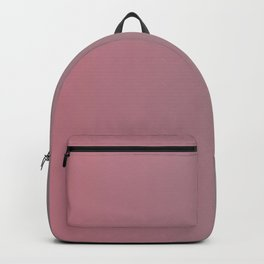 Soft Vertical Gradient Ombre Blend Gray and Pink  Pairs Sherwin Williams Tuberose & Software Backpack