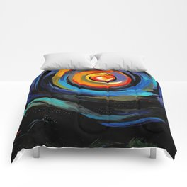 endless space Comforters