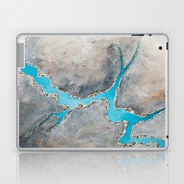 Sedimentary Topography Extended 2 Laptop & iPad Skin