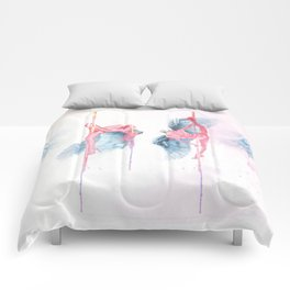 Pole Angels Comforters