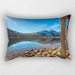 Donner Symmetry Rectangular Pillow