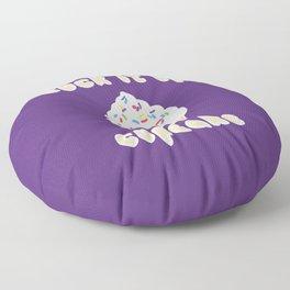 Suck it up Cupcake (Vanilla) Floor Pillow
