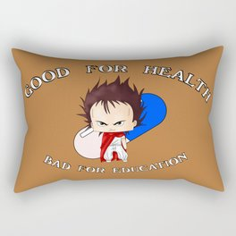 Tetsuo Shima Rectangular Pillow
