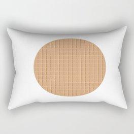 Life Is Sweet Stroopwafel Rectangular Pillow