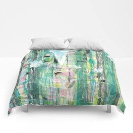 Floridian Trees Comforters