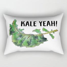 Kale Yeah! Rectangular Pillow