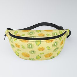 Tropical, fresh and citric fruits Fanny Pack