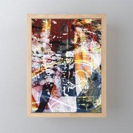 South 2nd and Rodney Framed Mini Art Print