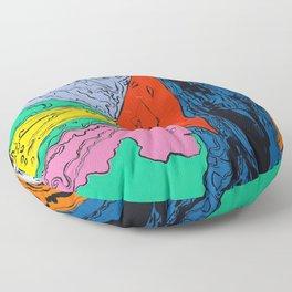 Vesuvius (HQ) Floor Pillow