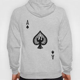 Curator Deck: The Ace of Spades Hoody