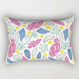 Palmas Pattern Rectangular Pillow
