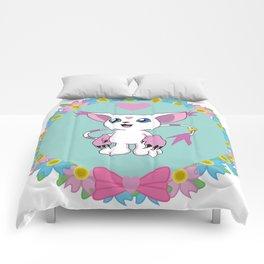 Girly Gatomon Comforters