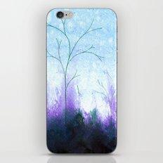 Purple Mist iPhone & iPod Skin