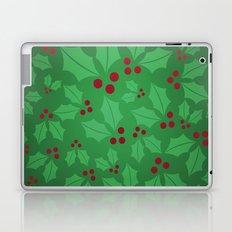 Holly Jolly Christmas Laptop & iPad Skin