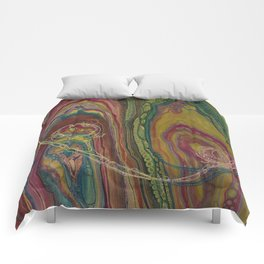 Sublime Compatibility (Intimate Reciprocity) Comforters