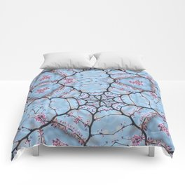 Redbud Possible Perception Comforters