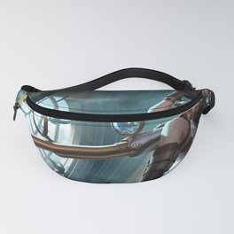 Classic Caitlyn League of Legends Fanny Pack