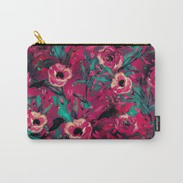 VS FLORAL VIII Carry-All Pouch