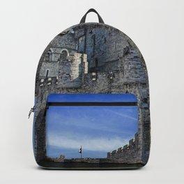 Ghent castle Backpack
