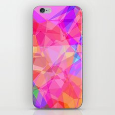 Color Fractal iPhone & iPod Skin