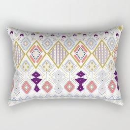 Bohemian nomad Rectangular Pillow