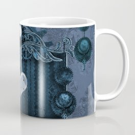 A touch of steampunk with elegant heart Coffee Mug