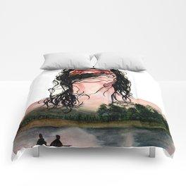 Damp Comforters
