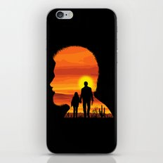 The last walk iPhone & iPod Skin