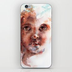 Face of Africa iPhone & iPod Skin