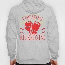 Kickboxing Gift Boxing Martial Arts Kickboxer Ko Hoody