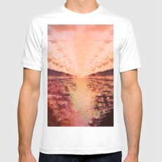 Lucidity_ Mens Fitted Tee MEDIUM White