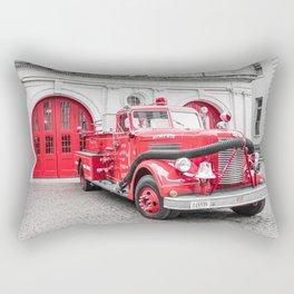 Fire Engine House No. 1 Rectangular Pillow