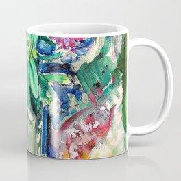 Alfred Henry Maurer - Floral Still Life - Digital Remastered Edition Coffee Mug